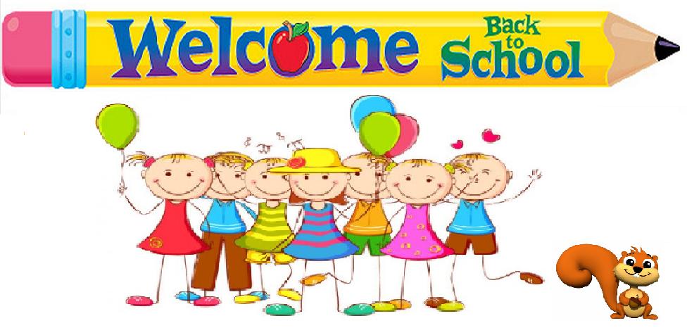 bienvenido de regreso a clase 2