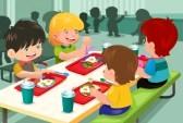 25440360-una-ilustracion-vectorial-de-los-estudiantes-de-primaria-que-comen-el-almuerzo-en-la-cafeteria